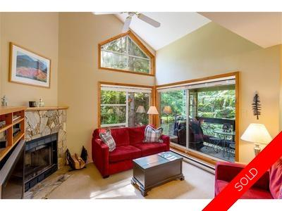 Creekside Townhouse for sale: Powderview Studio 1,086 sq.ft. (Listed 2017-07-13)