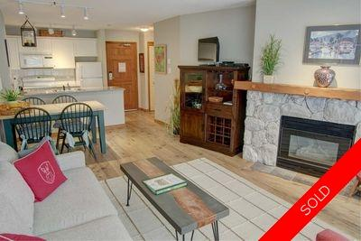 Just Listed at The Aspens on Blackcomb Mountain in Whistler, B.C. - SKI-in & SKI-OUT, Phase 1 Condo FOR SALE.
