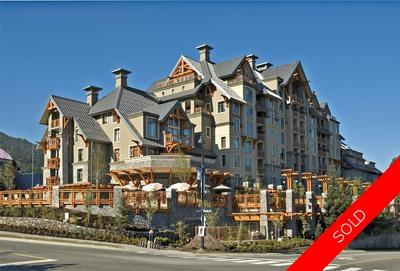 Whistler Village Condo for sale: Pan Pacific Whistler Village Centre 2 bedroom 988 sq.ft. (Listed 2018-07-04)