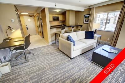 SOLD at The Hilton Resort & Spa - WHISTLER MOUNTAIN VIEWS - 2 Bed & 2 Bath TOP FLOOR