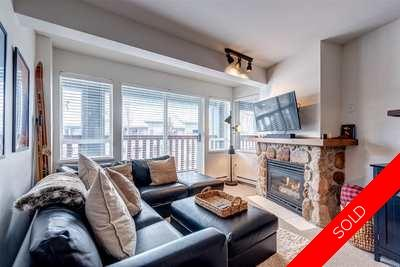 Whistler Village Condo for sale:  1 bedroom 585 sq.ft. (Listed 2019-10-11)