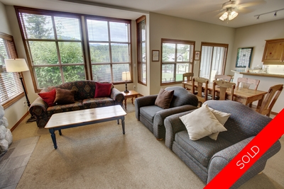 JUST SOLD at Blackcomb Greens - 2 Bed & 2 Bath End Unit Townhouse