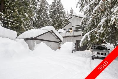 Chalet with Rental Suite for Sale in Alpine Meadows in Whistler, B.C.